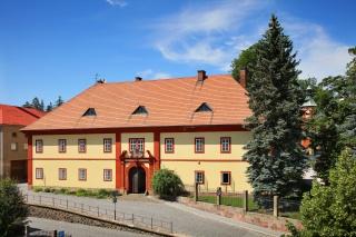 Budova bývalého pivovaru - exteriér