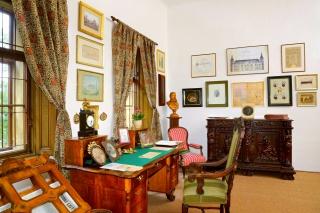 Zámek - interiér