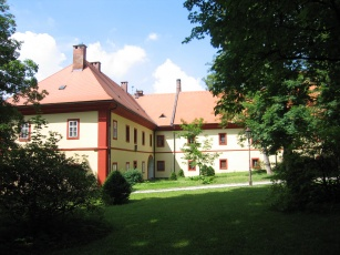 Bývalý pivovar - budova čp.1