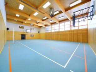 Sportovní hala - malý sál