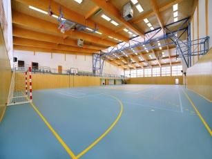 Sportovní hala - velký sál
